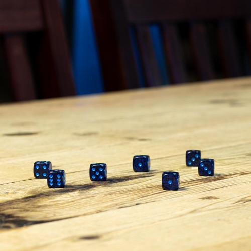 Chessex #25907 - Speckled Cobalt d6 (36ct)