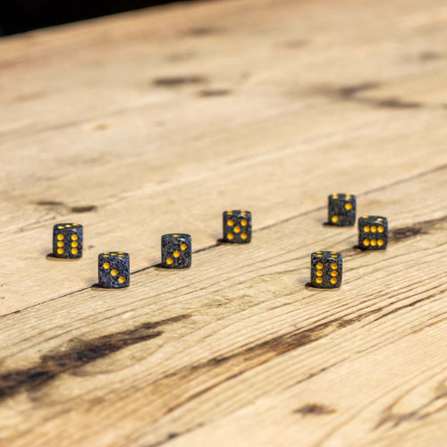 Chessex #25928 - Speckled Urban Camo d6 (36ct)
