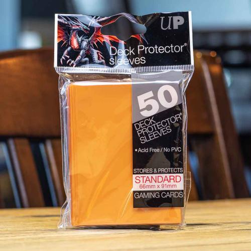 Ultra PRO Sleeves - Gloss Orange (50ct)