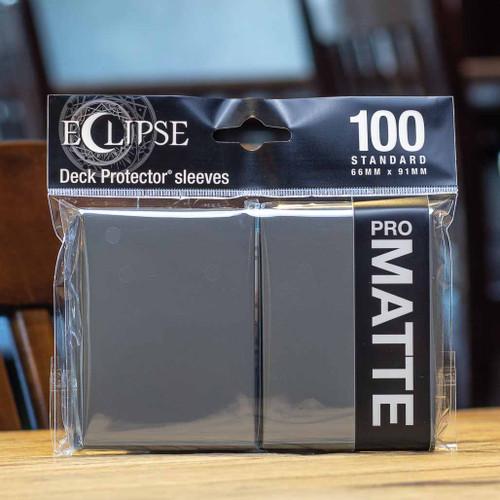 Ultra PRO Eclipse - Matte Smoke Grey (100ct)