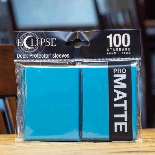Ultro PRO Eclipse - Matte Sky Blue (100ct)