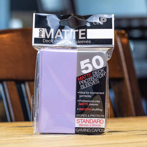 Ultra PRO Sleeves - Gloss Lilac (50ct)