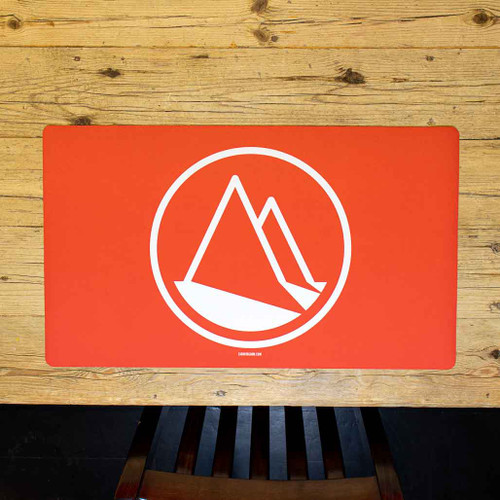 Card Kingdom Mana Playmat - Mountain