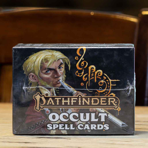 Pathfinder (Second Edition) - Occult Spell Cards