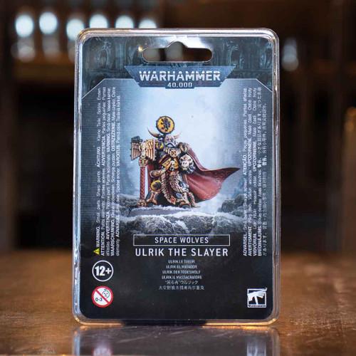 Warhammer 40K - Ulrik the Slayer