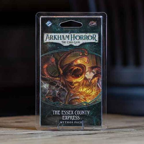 Arkham Horror LCG - The Essex County Express