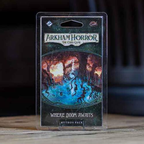 Arkham Horror LCG - Where Doom Awaits