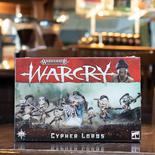 Warcry - Cypher Lords