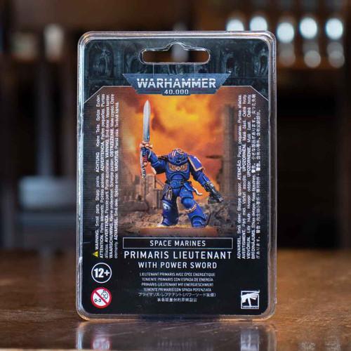 Warhammer 40K - Primaris Lieutenant with Power Sword