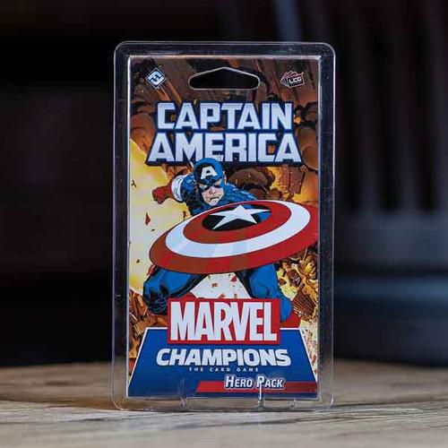 Marvel Champions LCG - Captain America Hero Pack