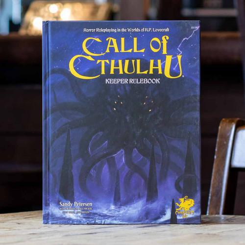 Call of Cthulhu - Keeper Rulebook