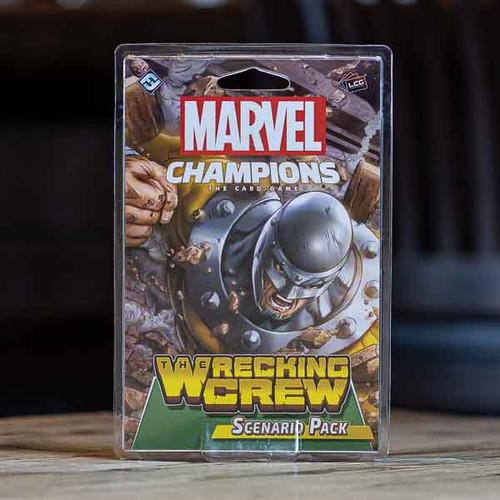 Marvel Champions LCG - The Wrecking Crew Scenario Pack