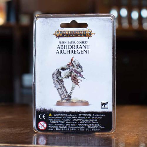 Warhammer AoS - Abhorrant Archregent