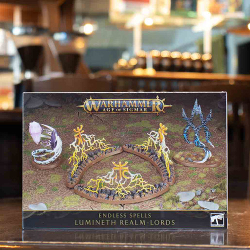 Warhammer AoS - Endless Spells: Lumineth Realm-Lords