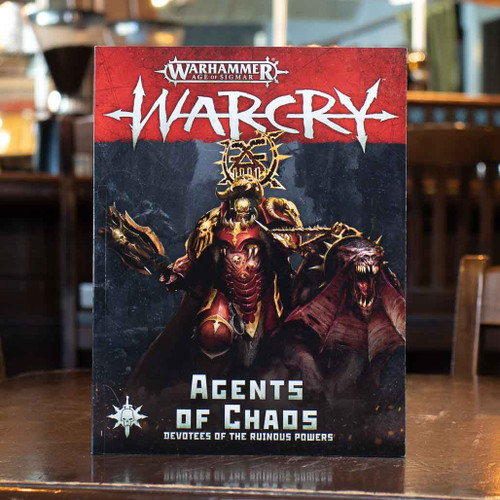 Warcry - Agents of Chaos