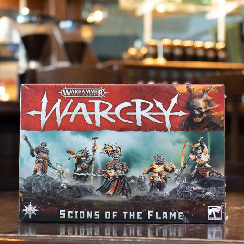 Warcry - Scions of the Flame