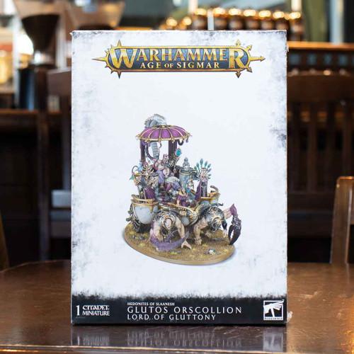Warhammer AoS - Glutos Orscollion, Lord of Gluttony