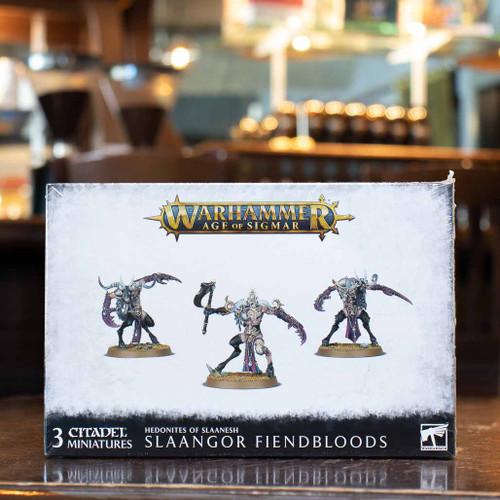 Warhammer AoS - Slaangor Fiendbloods