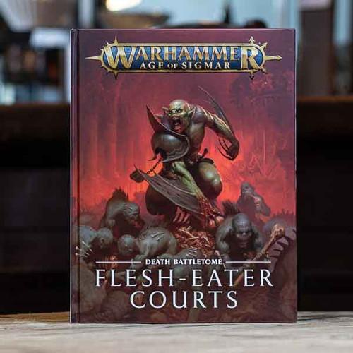 Warhammer AoS - Battletome: Flesh-Eater Courts