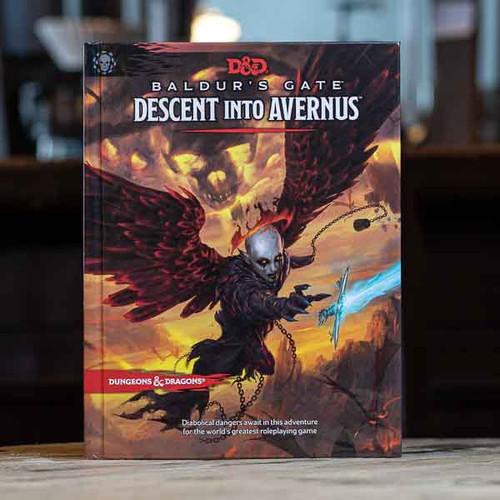 Dungeons & Dragons - Baldur's Gate: Descent into Avernus