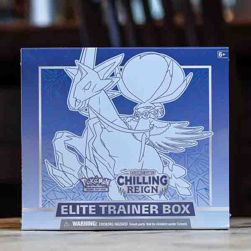 Pokemon TCG - Chilling Reign Elite Trainer Box