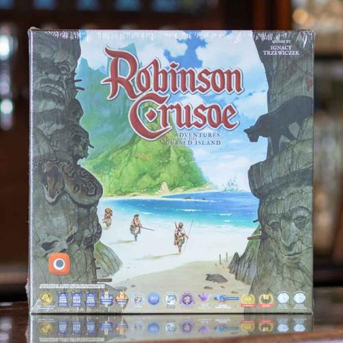 Robinson Crusoe - 2nd Edition