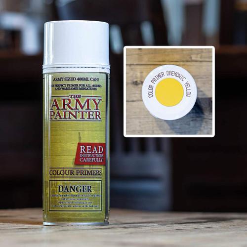 TAP Color Primer Daemonic Yellow