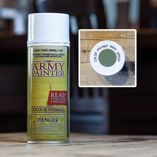 TAP Color Primer Army Green