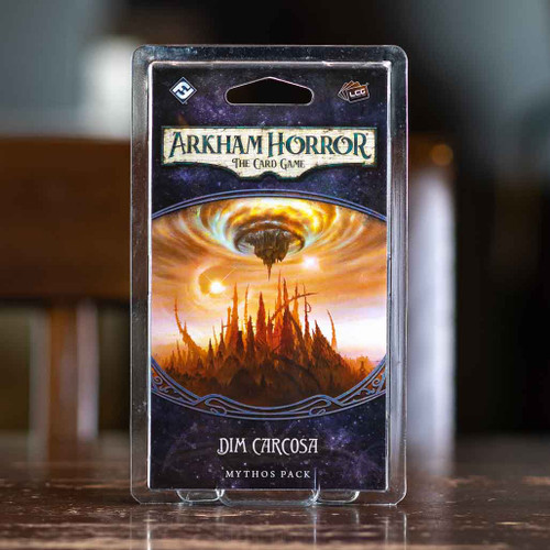 Arkham Horror LCG - Dim Carcosa