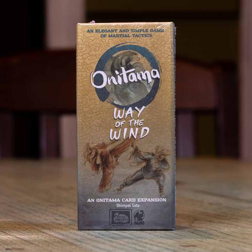 Onitama - Way of the Wind