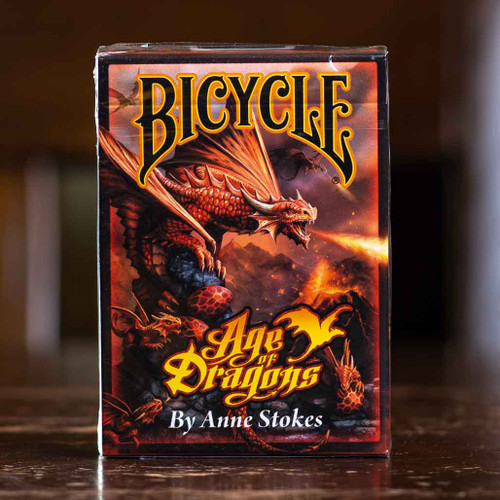 Bicycle Anne Stokes, Age of Dragons Playing Cards