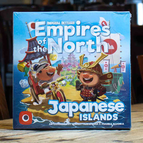 Empires of the North - Japanese Islands
