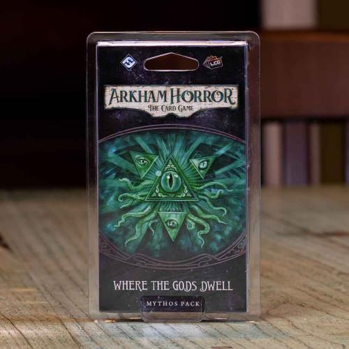 Arkham Horror LCG - Where the Gods Dwell
