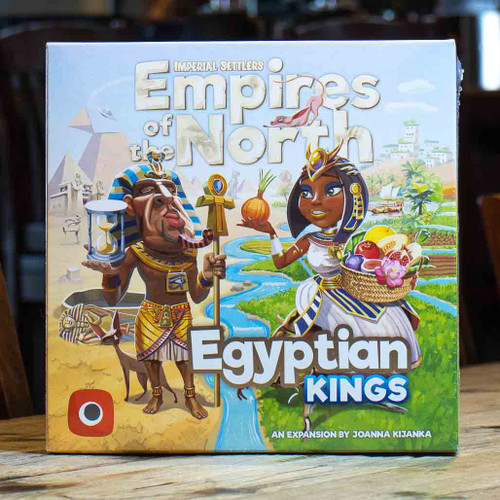 Empires of the North - Egyptian Kings
