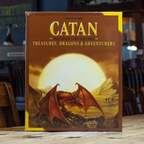 Catan - Treasures, Dragons & Adventurers