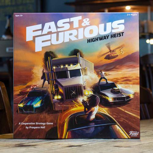 Fast & Furious: Highway Heist