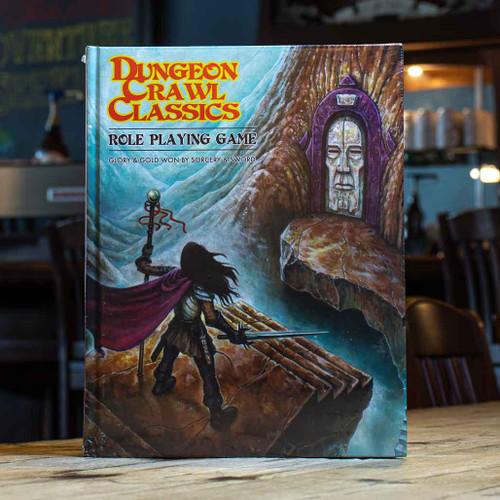 Dungeon Crawl Classics - Core Rulebook