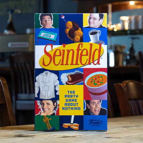 Seinfeld: The Party Game About Nothing