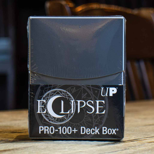 Eclipse PRO 100+ Smoke Grey Deck Box