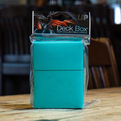 Ultra PRO 80+ Deck Box - Aqua