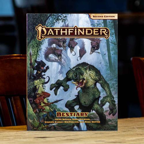 Pathfinder (Second Edition) -  Bestiary (Pocket)