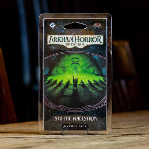 Arkham Horror LCG - Into the Maelstrom
