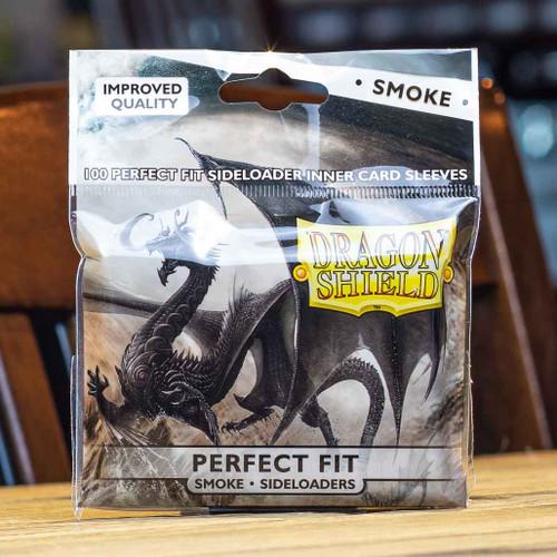 Dragon Shield Perfect Fit Sideloaders Smoke