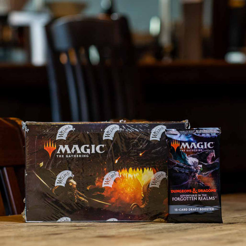 Adventures in the Forgotten Realms Draft Boosters