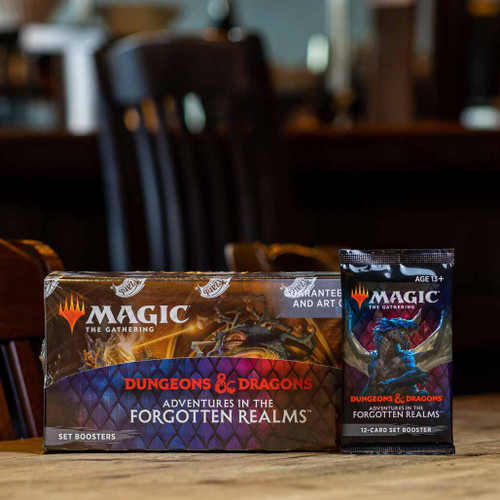 Adventures in the Forgotten Realms Set Boosters