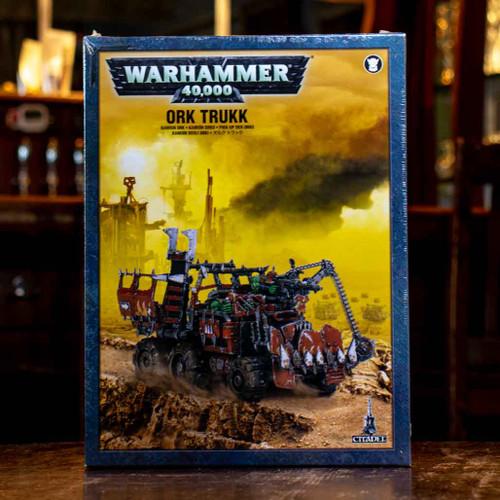 Warhammer 40K - Trukk