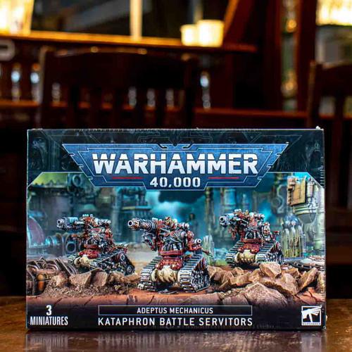 Warhammer 40K - Kataphron Battle Servitors
