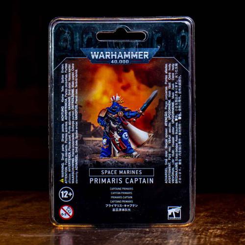 Warhammer 40K - Primaris Captain