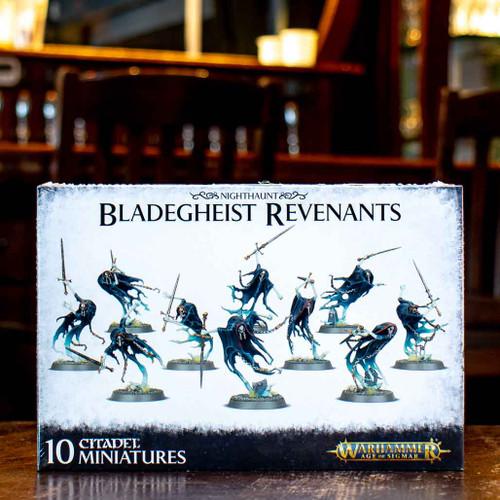 Warhammer AoS - Bladegheist Revenants