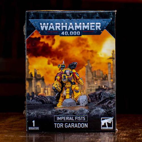 Warhammer 40K - Tor Garadon